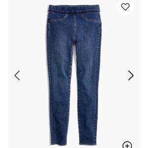 Madewell Pull On Jean